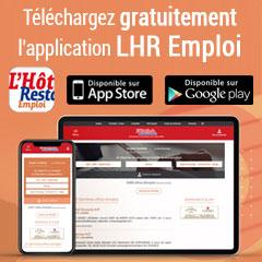 Télécharger l'application LHR Emploi