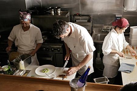 Petite cuisine conseils d 39 am nagement - Organisation du travail en cuisine ...