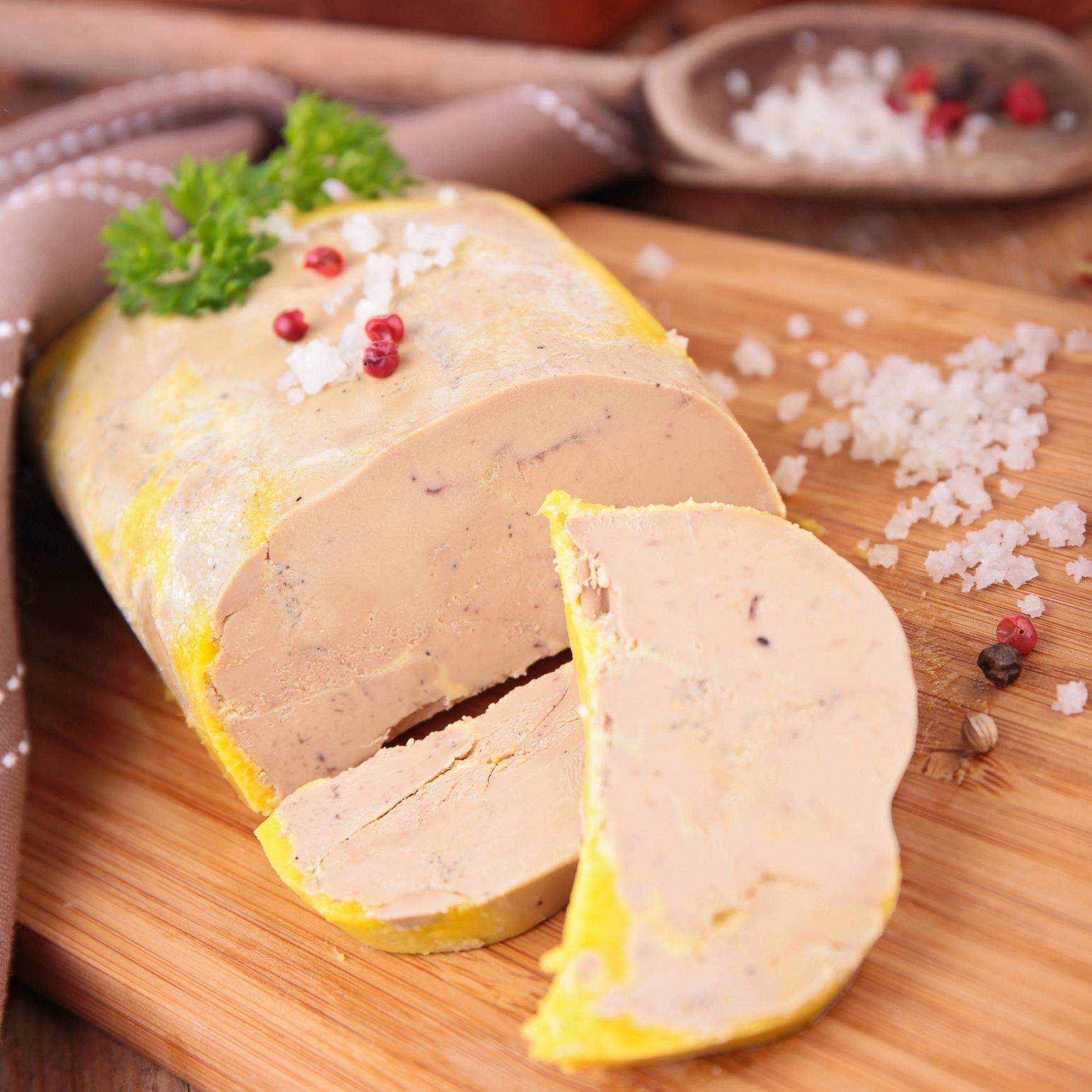 Foie gras maison - Foie gras au torchon maison ...