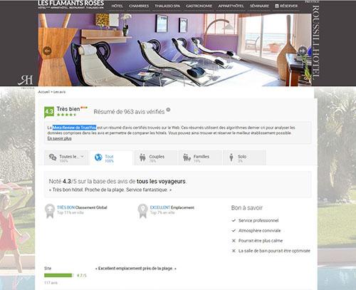afficher les avis des clients sur son site. Black Bedroom Furniture Sets. Home Design Ideas