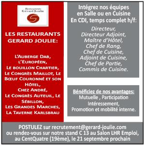 Commis de cuisine les offres d 39 emploi - Offre d emploi commis de cuisine ile de france ...