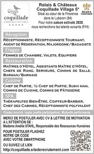 Barman Vaucluse 84 Les Offres D Emploi