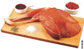 Cuisiner le gibier toute l 39 ann e - Cuisiner un cuissot de chevreuil ...