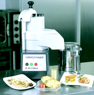 Couper hacher mulsionner polyvalence et originalit - Robot coupe r301 occasion ...