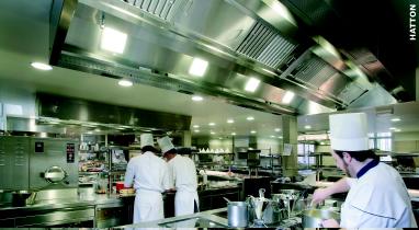 les exigences complexes de la ventilation des cuisines. Black Bedroom Furniture Sets. Home Design Ideas