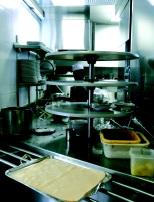 La tour d 39 argent se dote d 39 une cuisine d 39 avant garde for Machine plonge restaurant