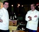 Pascal oud a et sylvain hallet la table d 39 arthur - Restaurant la table d arthur charleville ...