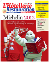 Guide Michelin 2012
