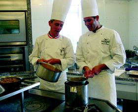 Alain le cossec professeur et chef de cuisine for Professeur de cuisine