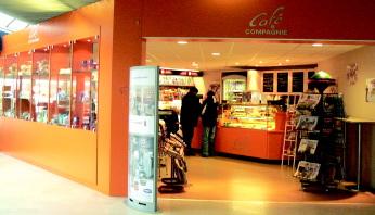 elior a ouvert 3 caf compagnie l 39 h pital du mans. Black Bedroom Furniture Sets. Home Design Ideas