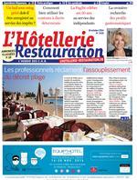 Le journal L'H�tellerie Restauration