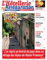 Le journal L'H�tellerie Restauration
