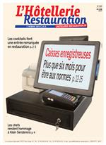 Le journal L'Hôtellerie Restauration