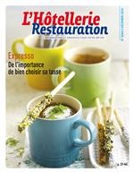 Le magazine L'Hôtellerie Restauration