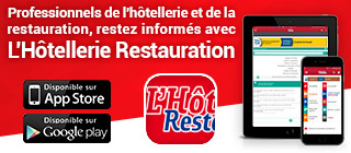 L'Application du journal L'Hôtellerie Restauration