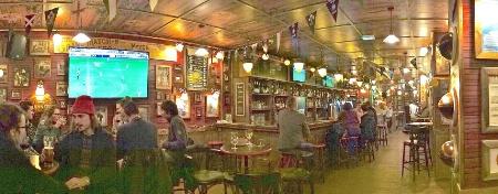 o green oak le plus grand pub de l hexagone est 224 mont de marsan