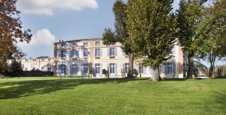 Le Château de Drudas, affilié aux Relais & Châteaux.