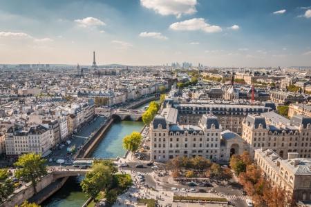 Les établissements de luxe et les palaces de la capitale ont vu leur chiffre d