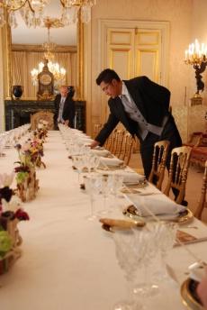 Restaurant Du Senat Paris