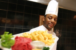 3 questions antoine imbault sodexo for Recrutement chef de cuisine