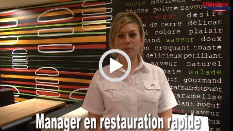 Une journ e avec daisy bayan manager de restauration rapide for Materiel resto rapide