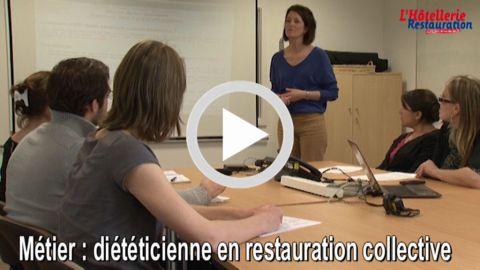 Une journ e avec s verine duterque nutritionniste en for Formation restauration collective