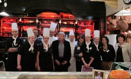 P le chef un concours de cuisine pas comme les autres for Cuisinier pole emploi