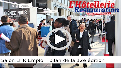 Salon lhr emploi une 12e dition tr s r ussie for Salon recrutement 2017