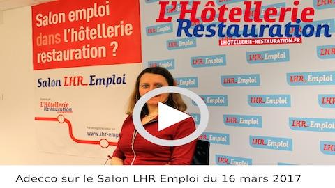 Adecco Hotellerie Restauration Paris