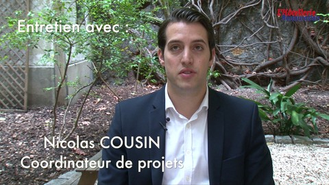 Réussite : Nicolas Cousin, talent en devenir