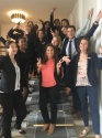 Session de recrutement au Hilton Paris Opéra le  19 octobre