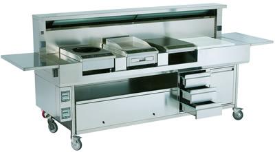 cuisine mobile. depuis sa mise en service en septembre 2005 la ... - Cuisine Professionnelle Mobile