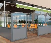 Choisir son mobilier de terrasse en privil giant la for Mobilier exterieur professionnel