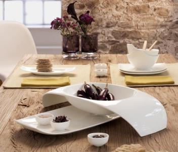urban nature une vaisselle innovante et plus naturelle chez villeroy boch. Black Bedroom Furniture Sets. Home Design Ideas