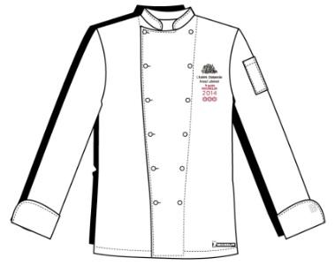 Bragard partenaire exclusif du guide michelin pour les for Personnaliser sa veste de cuisine