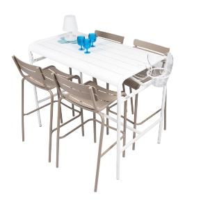 version table haute pour luxembourg de fermob. Black Bedroom Furniture Sets. Home Design Ideas