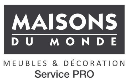 maisons du monde au service des professionnels. Black Bedroom Furniture Sets. Home Design Ideas