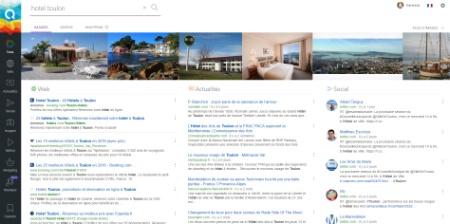 Pour vos annonces payantes en ligne variez les canaux for Moteur recherche hotel