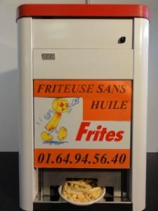 Les frites sans huile de la maison du mat riel de restauration - Cuiseur frites sans huile ...