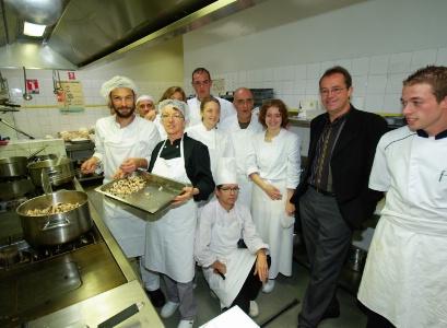 L afpa de saint malo forme des emplois durables for Afpa cuisine formation