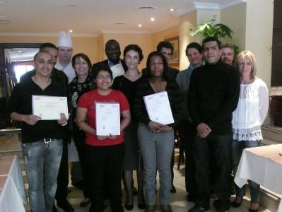 le groupe flo félicite ses travailleurs handicapés - Afpa Stains Formation Cuisine