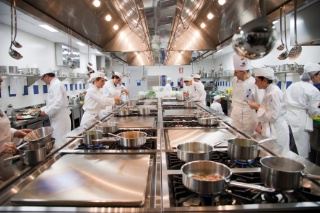 Le cordon bleu ouvre ses portes madrid - Hoteles con cocina en madrid ...