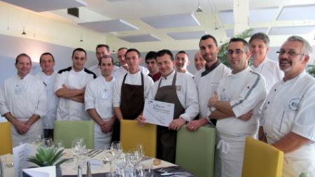 La semaine gastronomique invite la cr ativit en cuisine for Formation cuisine gastronomique
