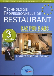 Le cdi du cfa de la haute sa ne technologie professionnelle de restaurant bac pro 3 ans 3 me ann e - Technologie cuisine bac pro ...