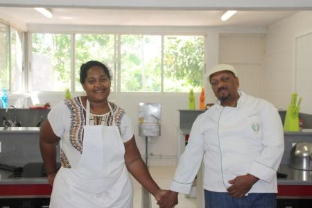 L 39 icama devient centre de formation continue - Cours de cuisine en guadeloupe ...