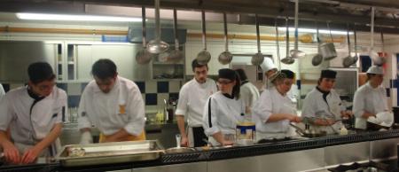 Les cap de rabelais rel vent le d fi du gastronomique for Formation cuisine gastronomique