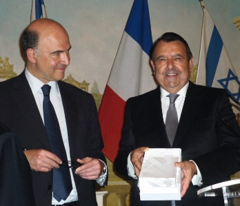 Vatel r compens par la chambre de commerce france isra l for Chambre de commerce france israel
