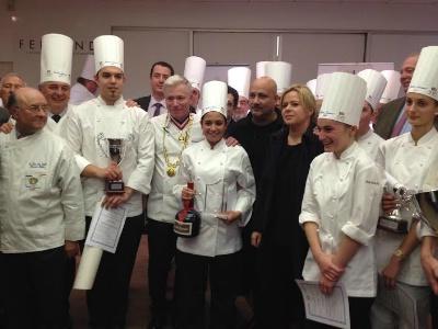 victoire garson remporte le titre de meilleur apprenti cuisinier de france. Black Bedroom Furniture Sets. Home Design Ideas