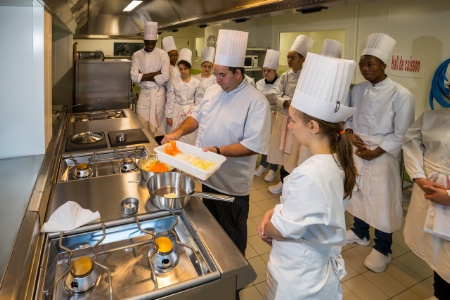 cours cuisine angers
