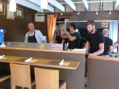 Tournefeuille l 39 cole mongelli forme au m tier de pizza olo for Emploi pizzaiolo